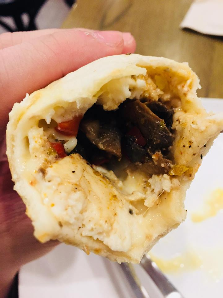 egg white wrap insides