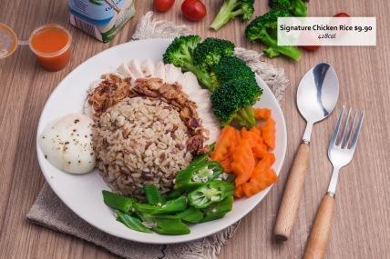 Waterbath Chef_Signature Chicken Rice_Native
