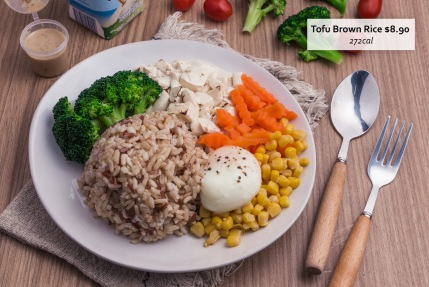 Waterbath Chef_Tofu Brown Rice_Native